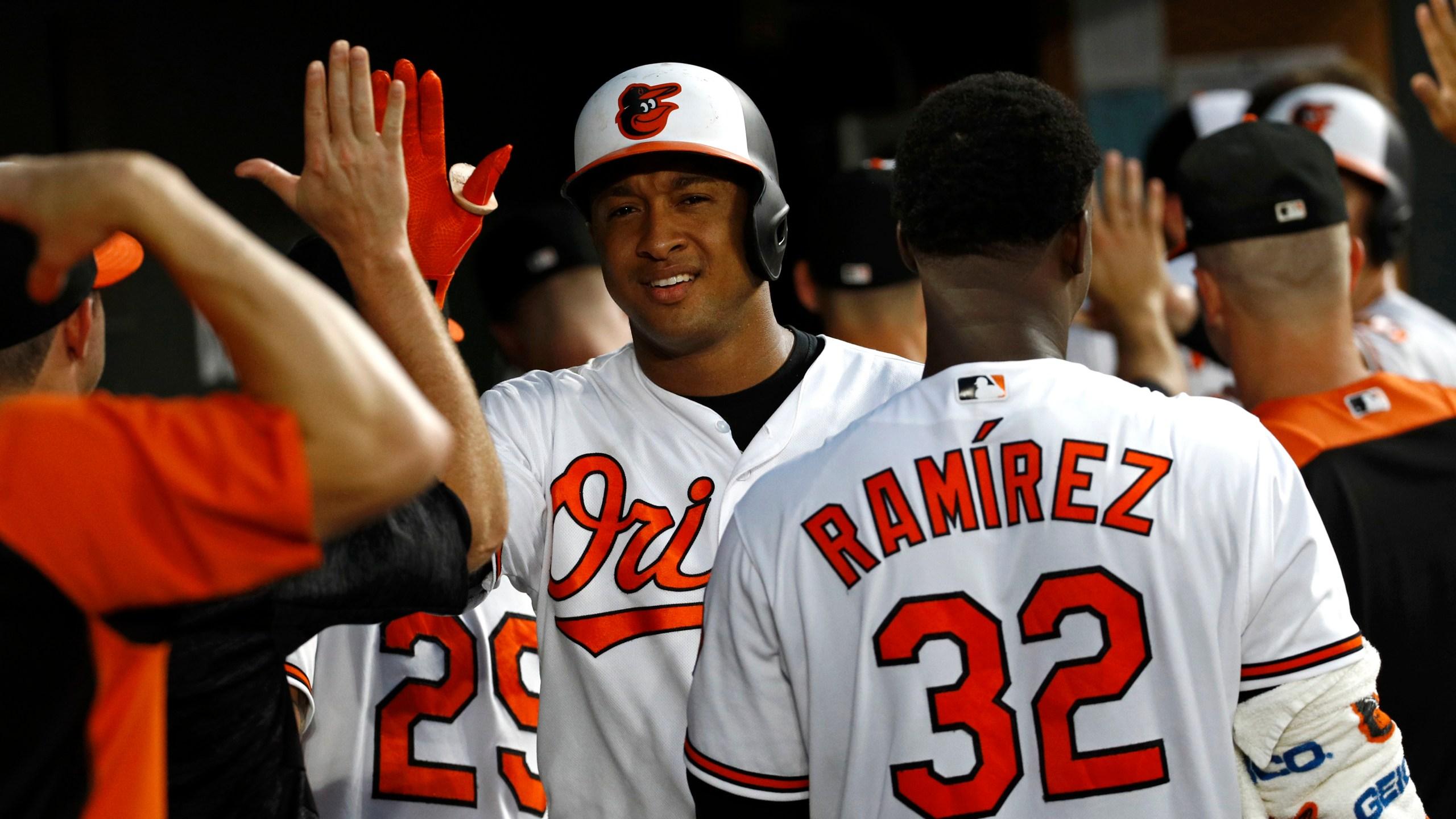 Red Sox Orioles Baseball_1533080925151