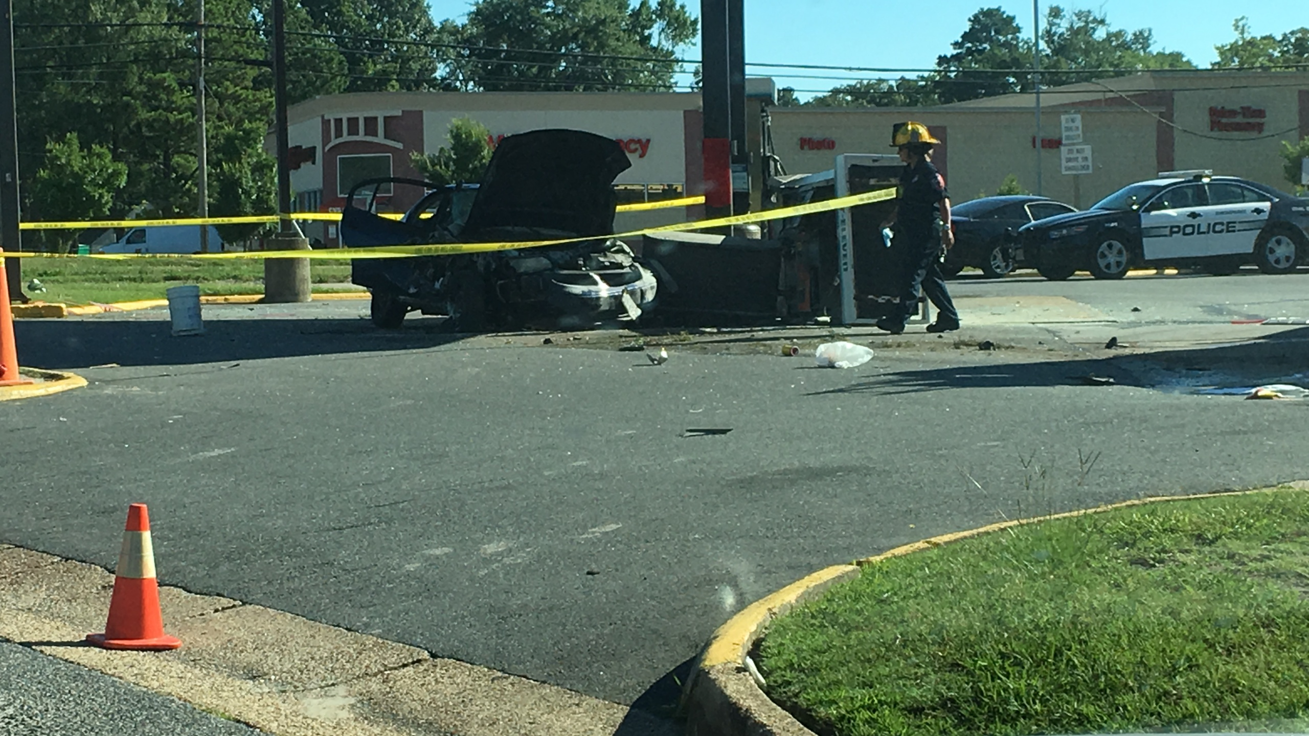 Chesapeake 7-Eleven Crash