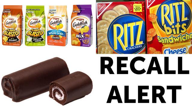 Recall Alert 7-26-18