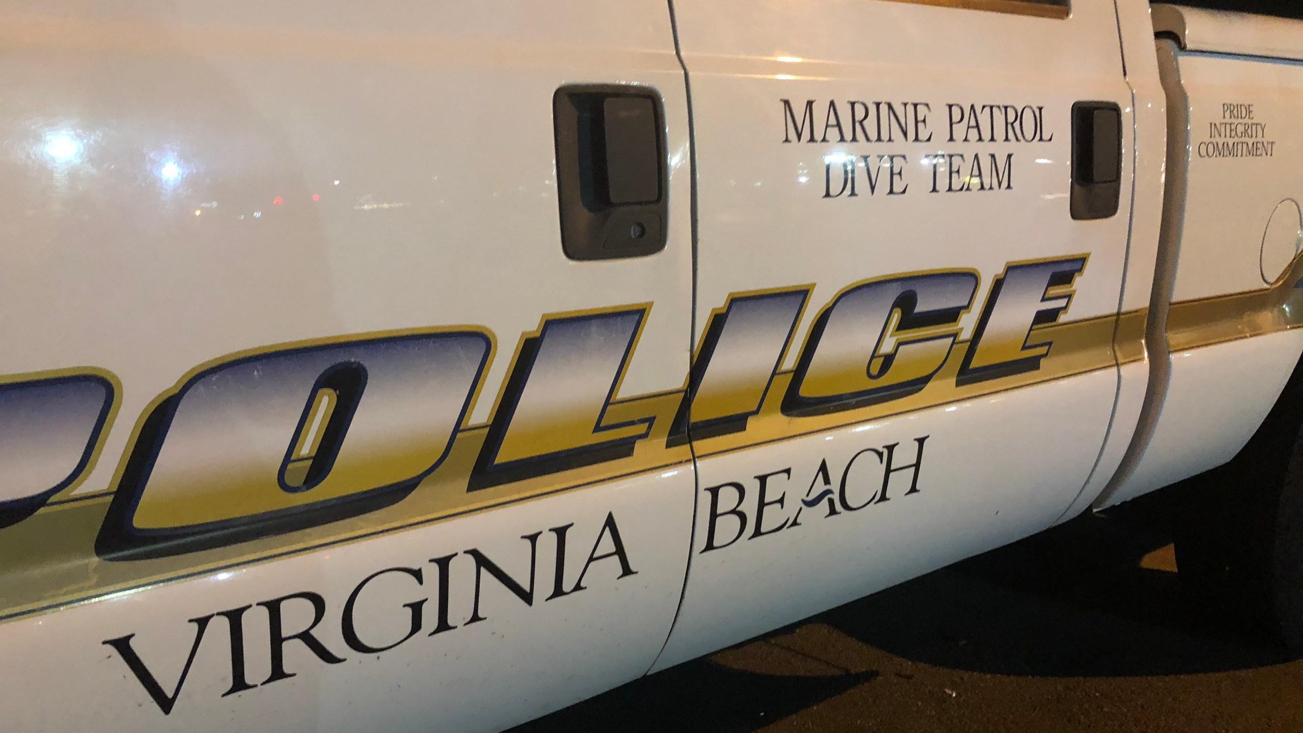 Virginia Beach Police Marine Patrol Dive Team Generic