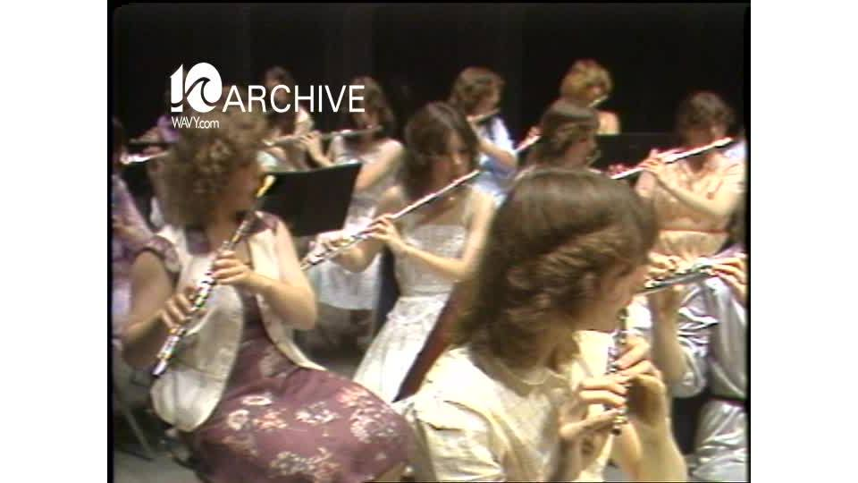 WAVY Archive: 1981 20th Annual Virginia Beach Music Festival