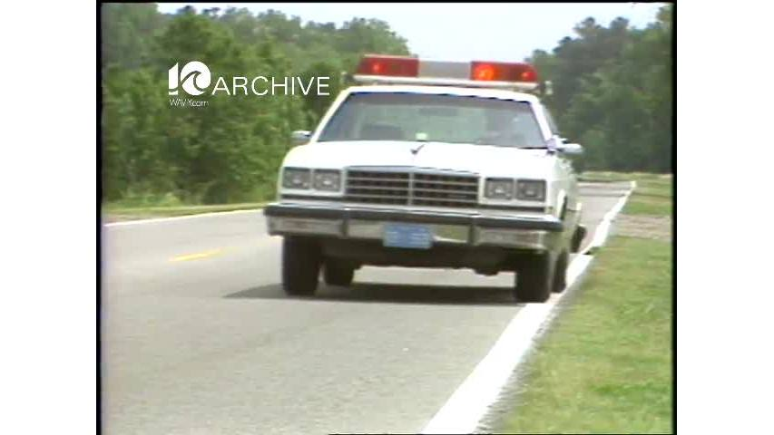 WAVY Archive: 1981 Chesapeake Police Deadly Chase