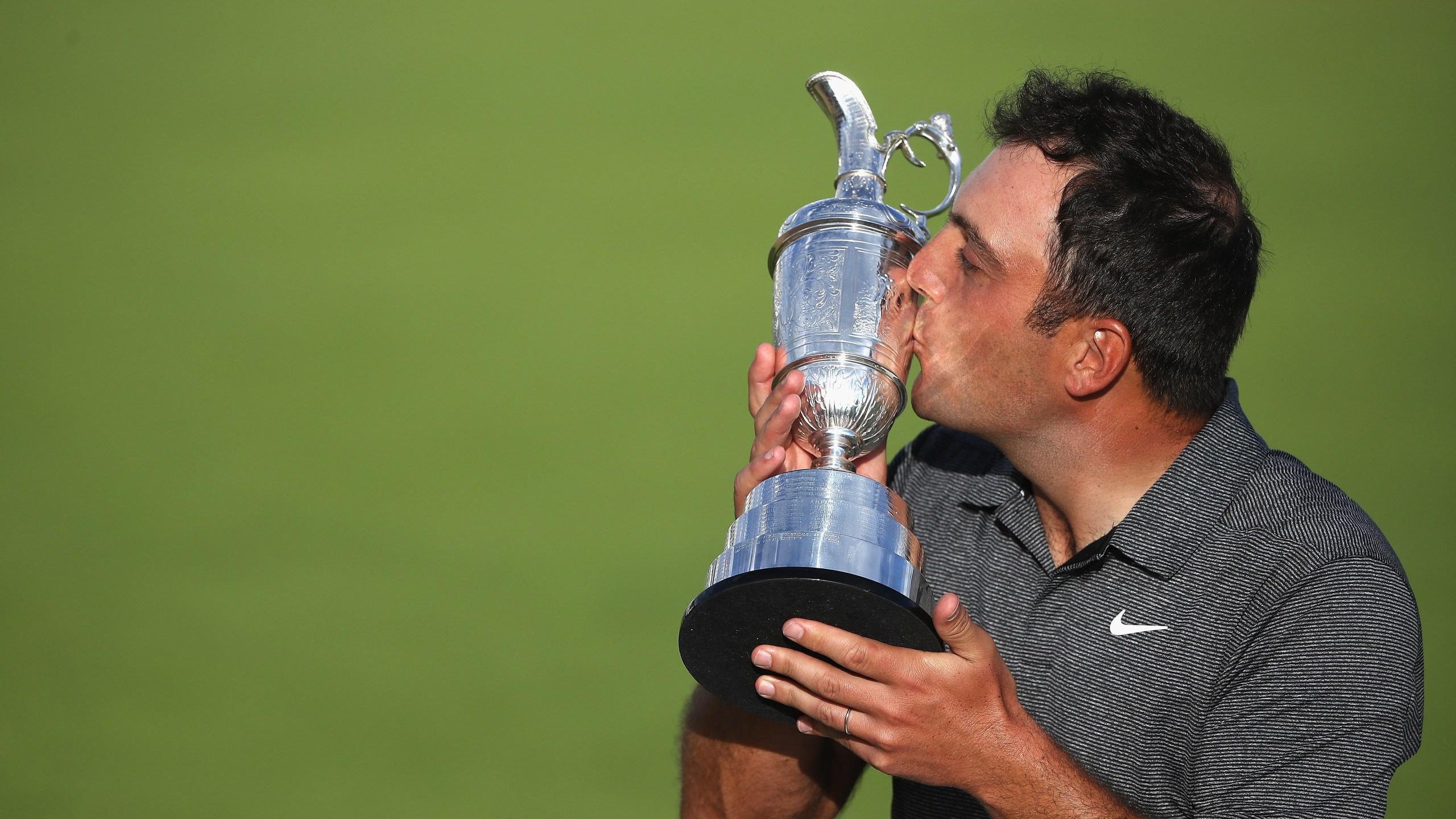 Francesco Molinari British Open