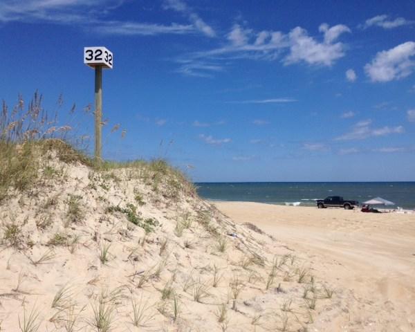 Outer Banks beach_368362