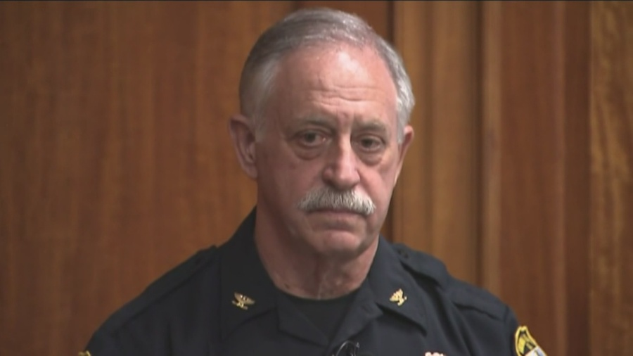 Virginia Beach Police Chief James Cervera_122707