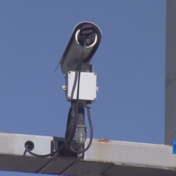 surveillance camera at the oceanfront_223434