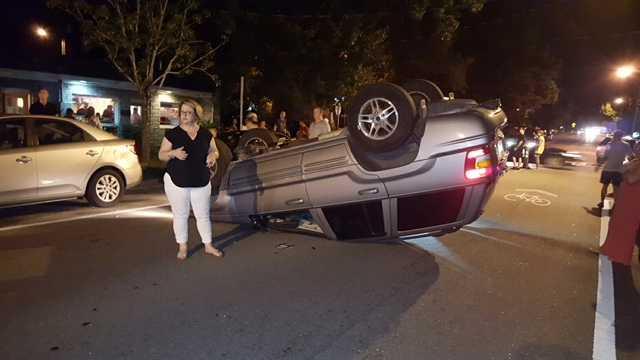Colley Avenue crash 46th St.