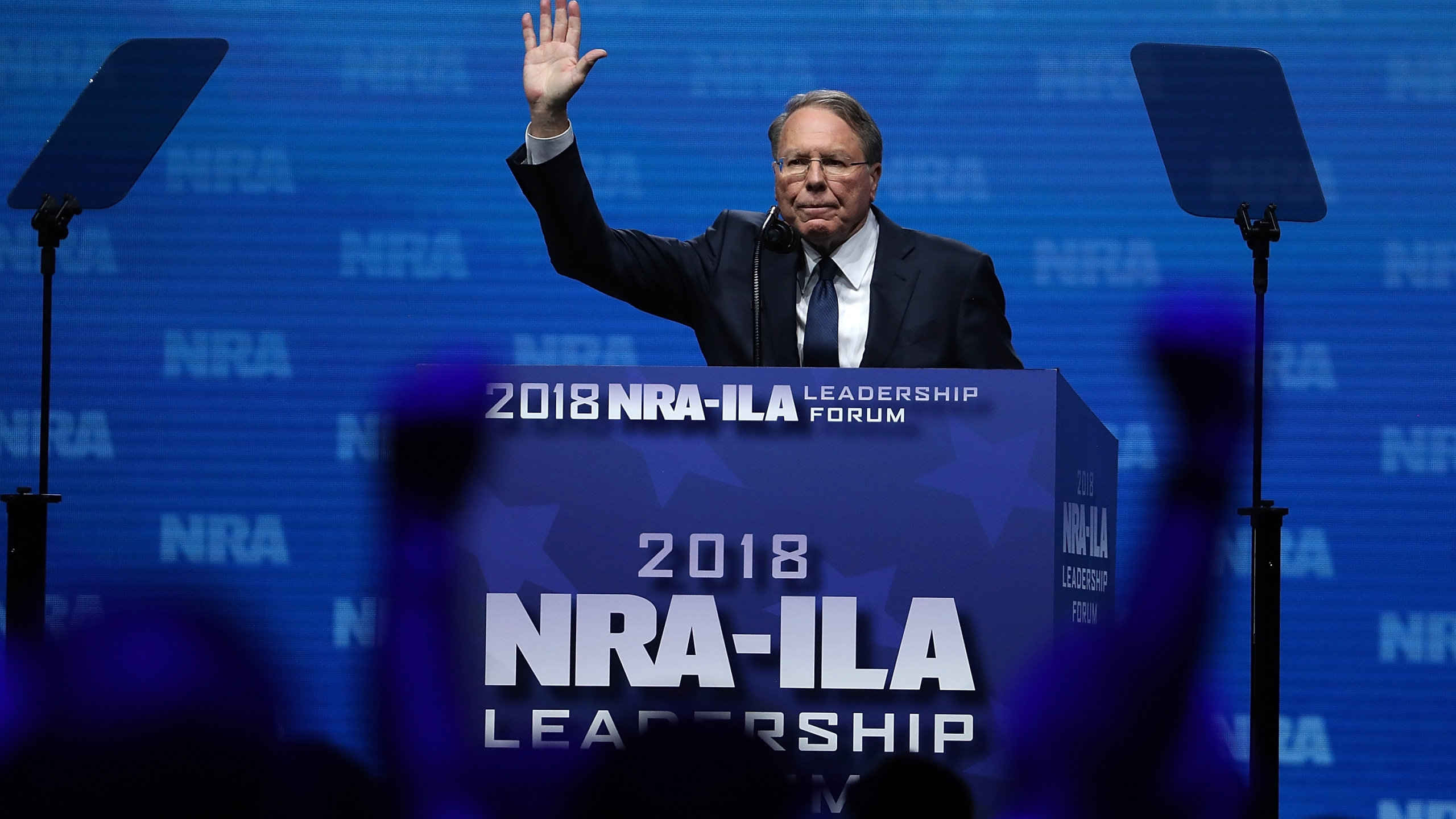 NRA Executive Vice President
