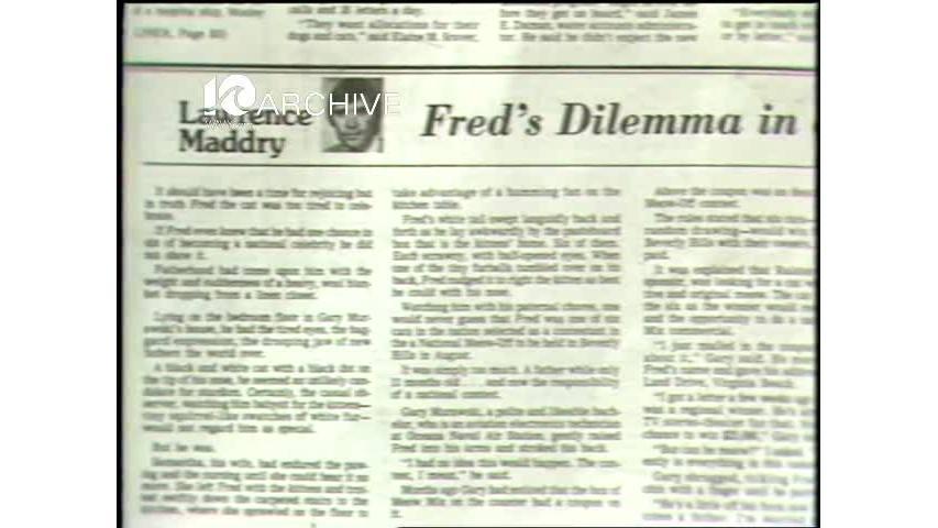 WAVY Archive: 1981 Larry Maddry Virginian Pilot
