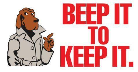 beep it to keep it VBPD