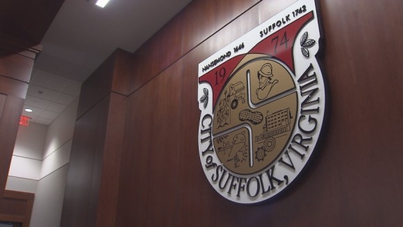 city of suffolk seal generic