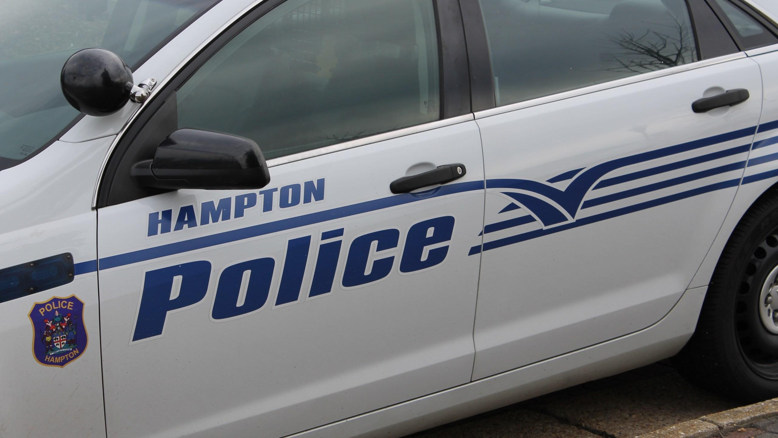 Hampton Police Car Generic_239982