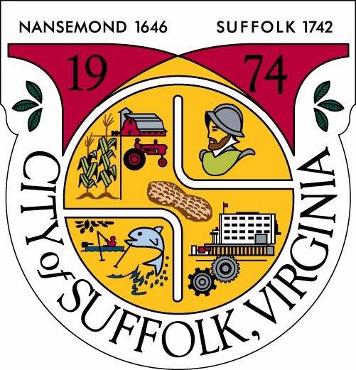 Suffolk City Seal