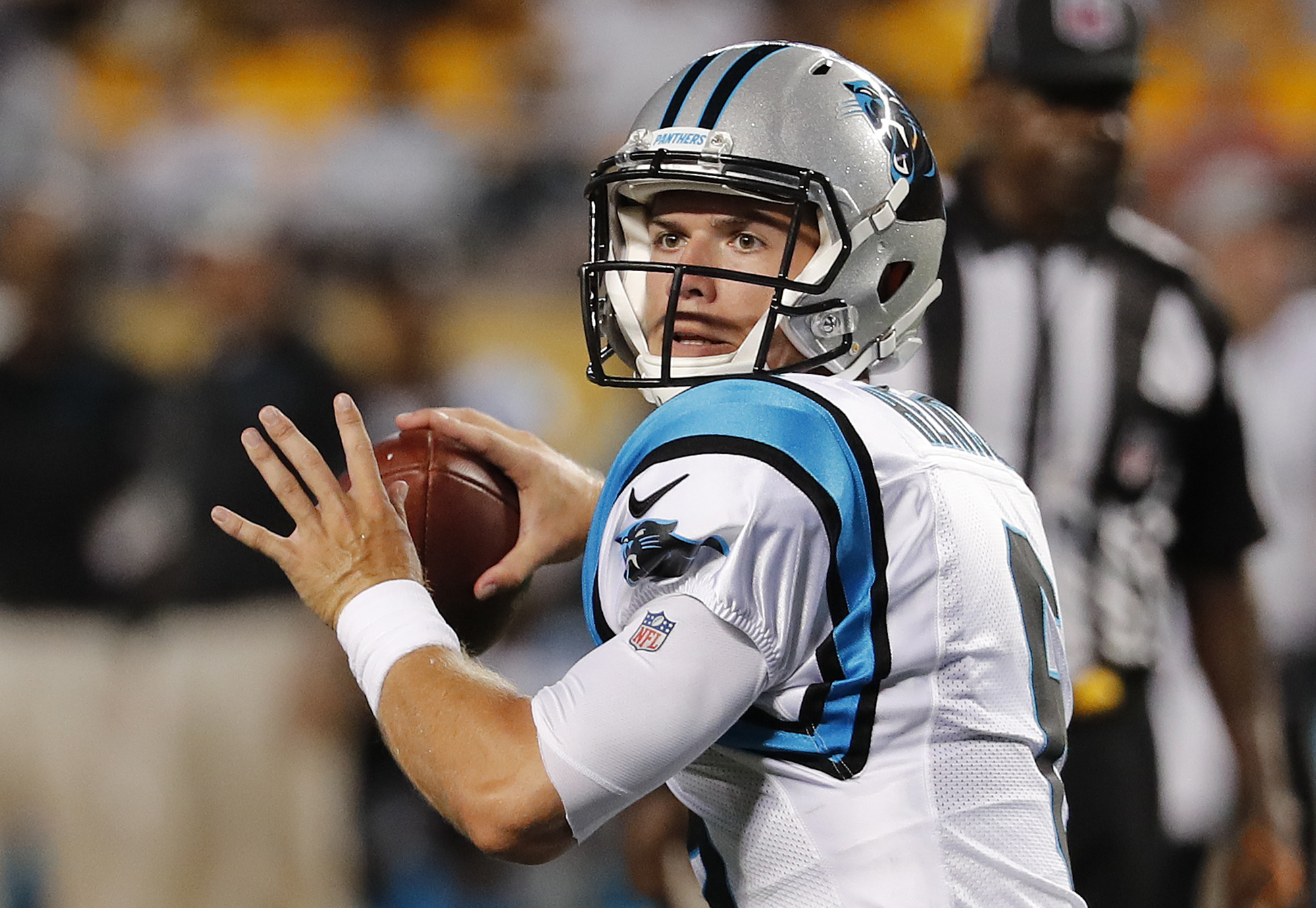 Taylor Heinicke Lands Backup Qb Spot With Panthers
