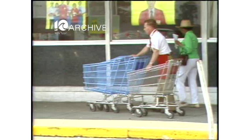 WAVY Archive: 1981 A&P Foods Employees Union