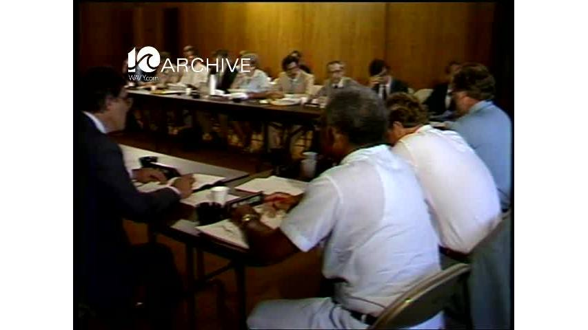 WAVY Archive: 1981 Health Care Budget Cuts