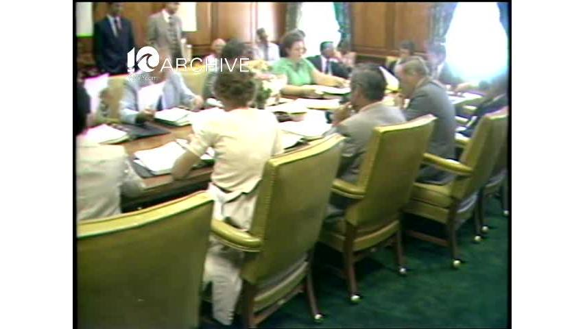 WAVY Archive: 1981 Norfolk Water Talks