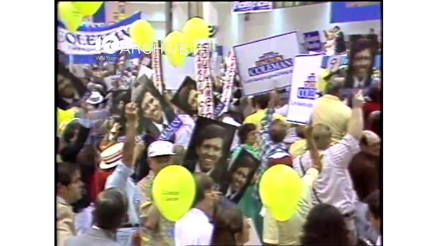WAVY Archive: 1981 Republican Campaign Coleman-Robb