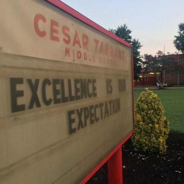 Cesar Tarrant Middle School