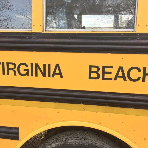 Virginia Beach School Bus Generic