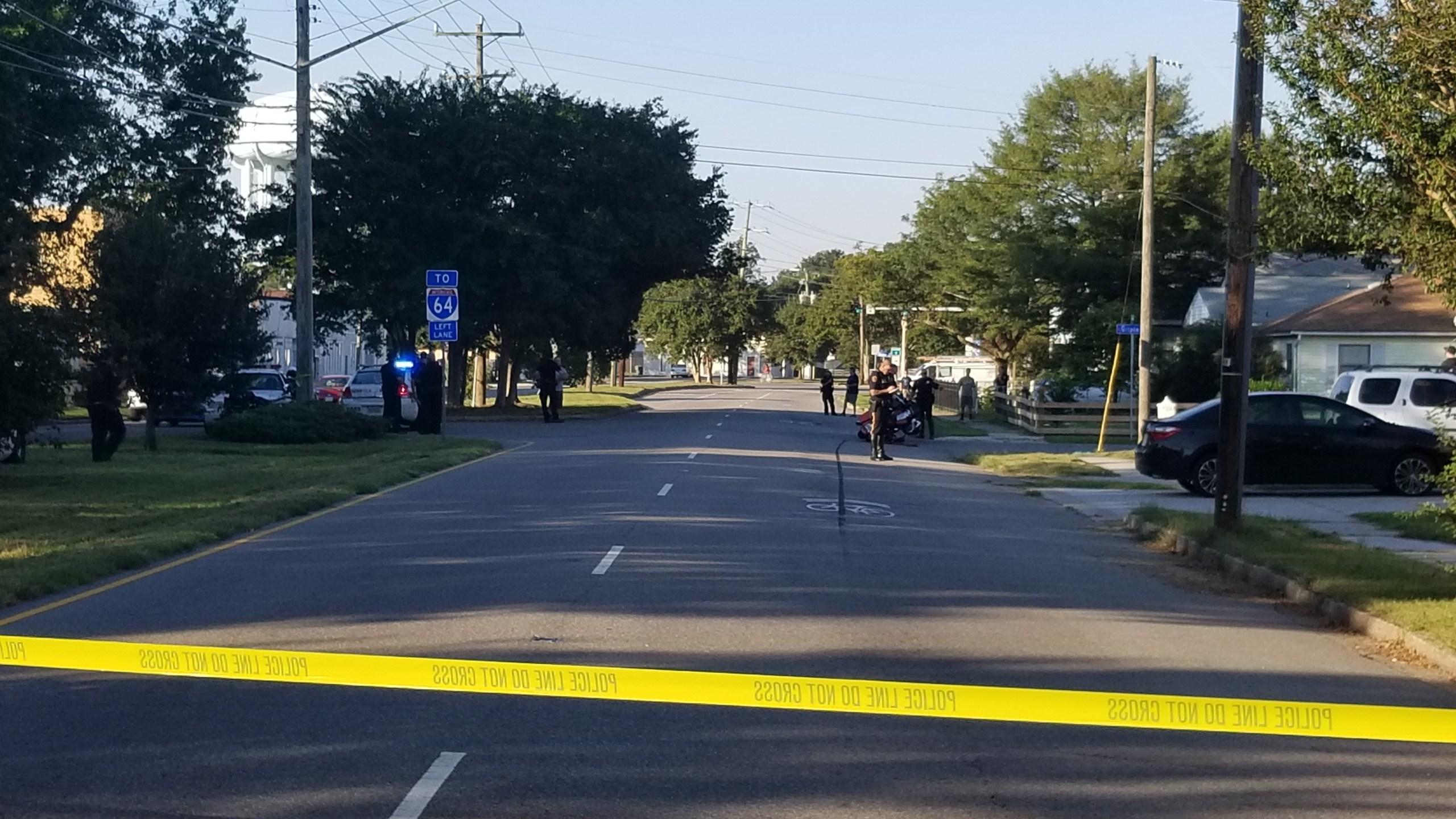 Ocean View school bus crash