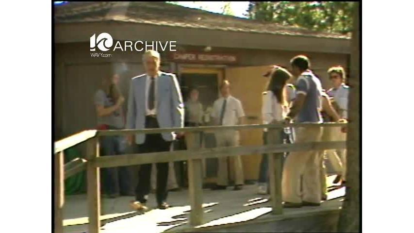WAVY Archive: 1981 Chesapeake Northwest River Park Bigfoot