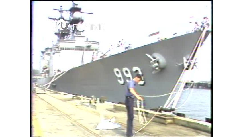 WAVY Archive: 1981 Navy Readiness and 2nd Fleet Command