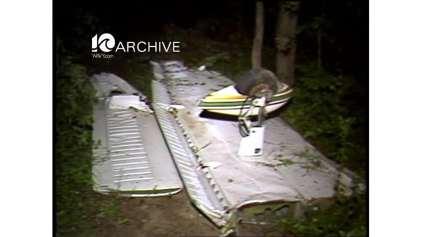WAVY Archive: 1981 Small Plane Crash