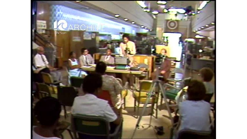 WAVY Archive: 1981 Tidewater Coalition Budget Cuts