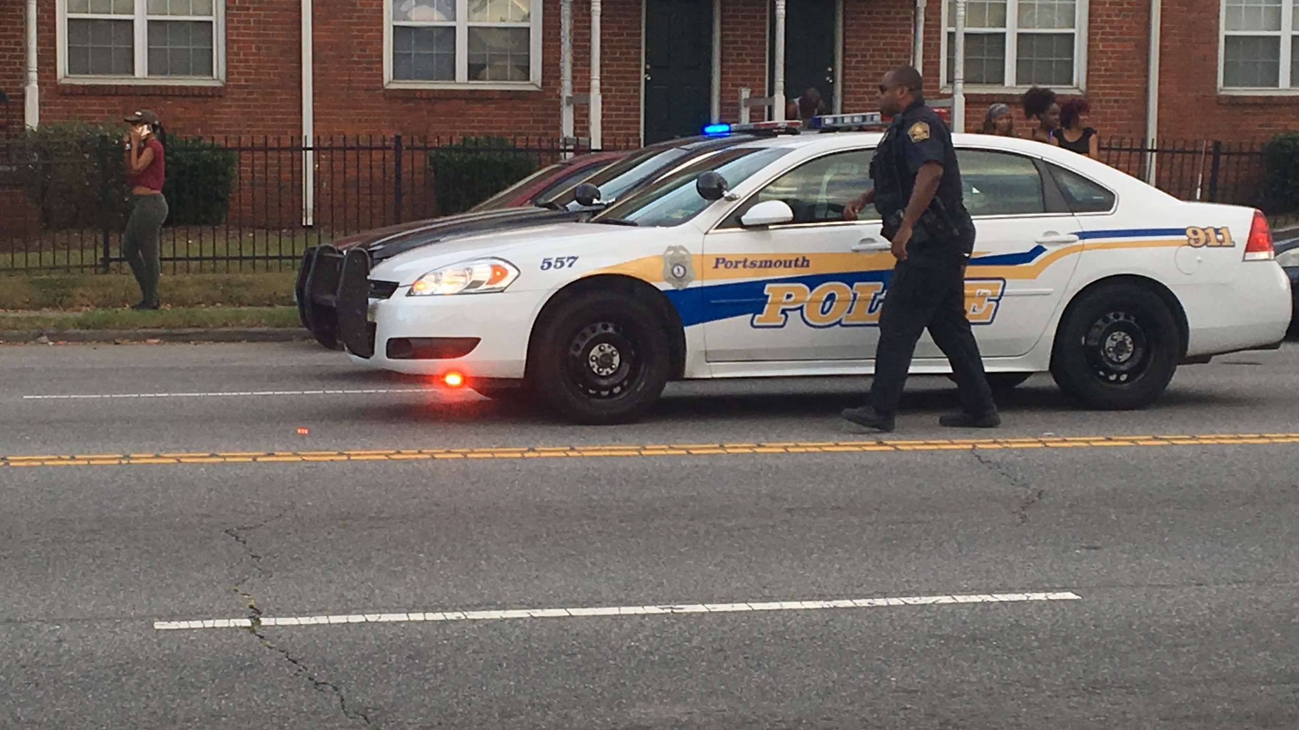 Woman seriously injured in auto-pedestrian crash in Portsmouth