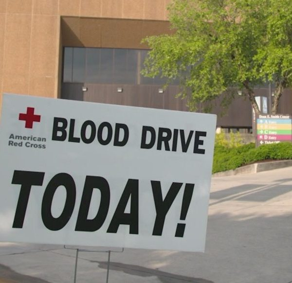 Red Cross experiencing blood shortage