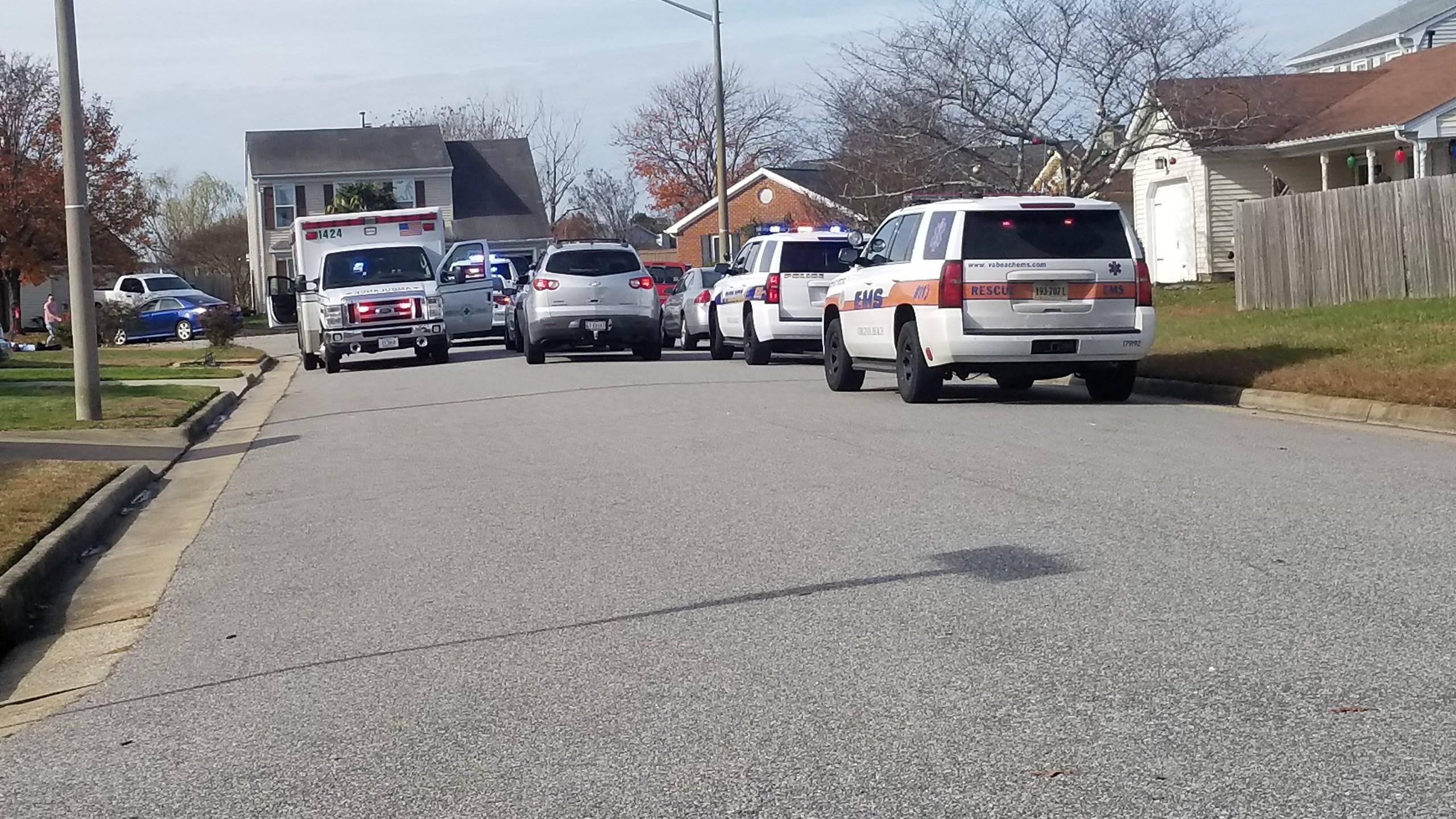 Virginia Beach Revelstone Court shooting