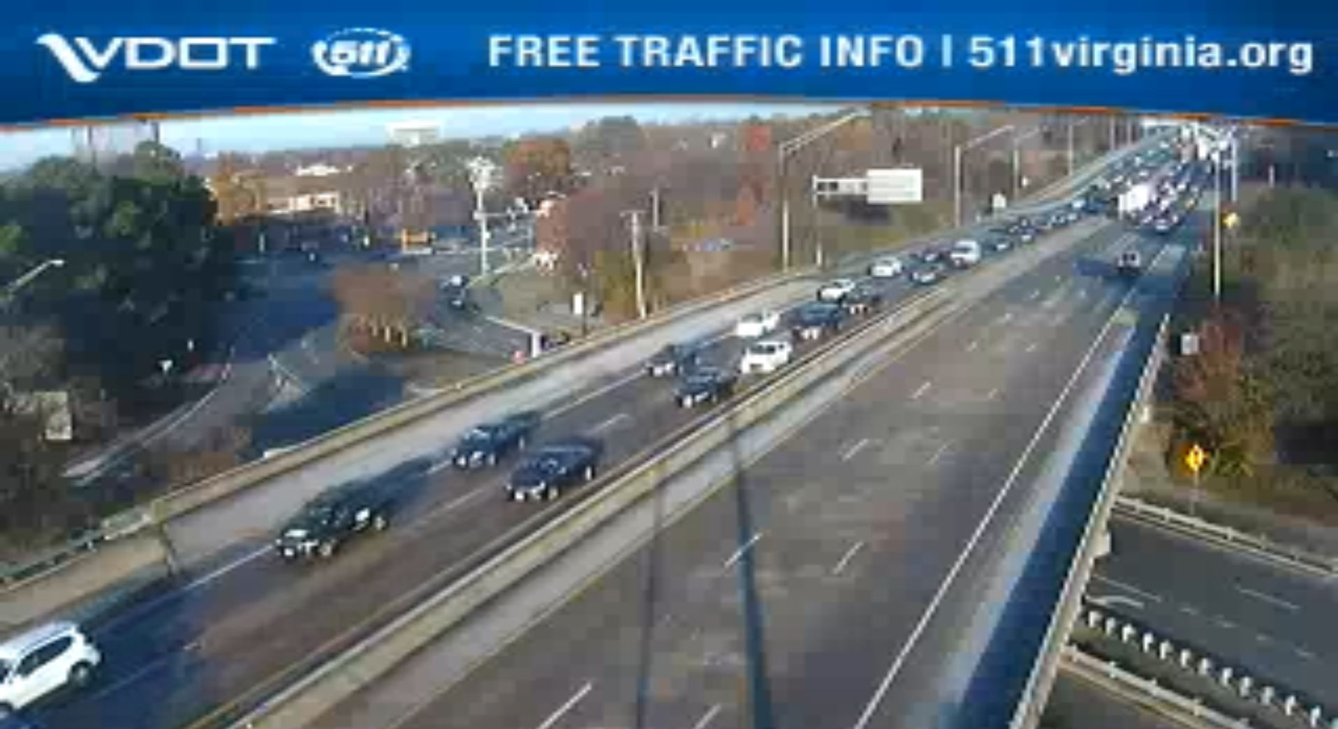 State police: One person killed in crash on I-64 in Hampton