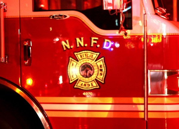 Newports News fire engine generic