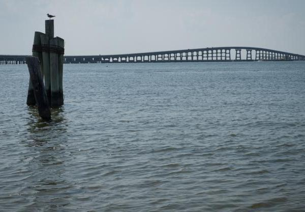 Old Bonner Bridge