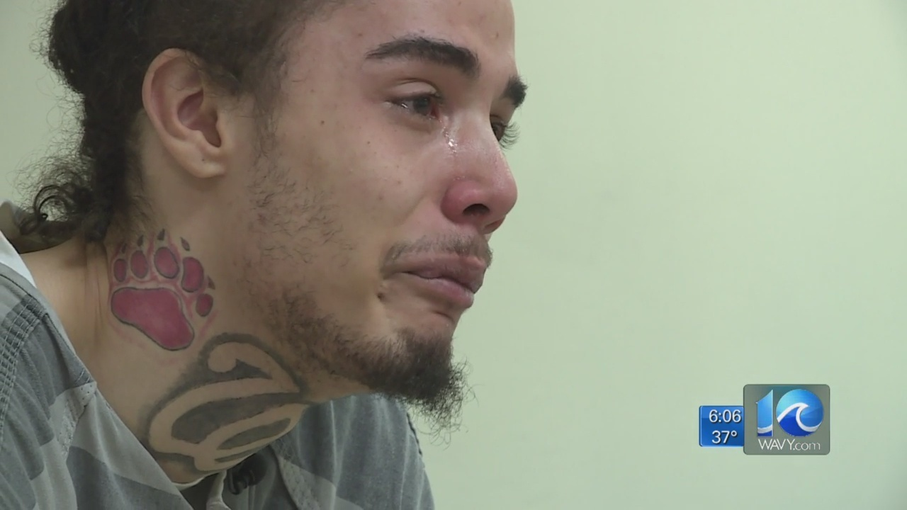 'Hampton Roads Most Wanted' suspect shares his story