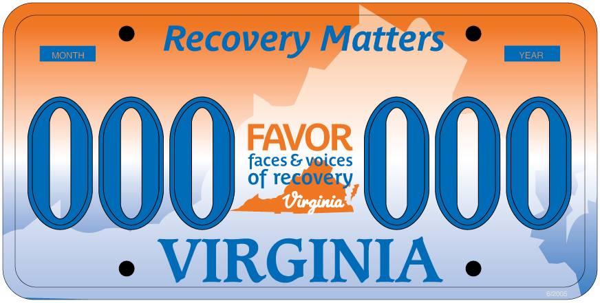 Recovery Matters License Plate_1548091796601.jpg.jpg