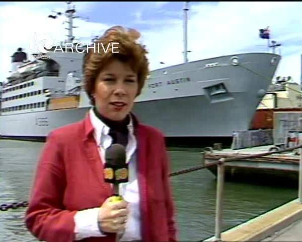 WAVY Archive: 1981 British Ship Port Austin