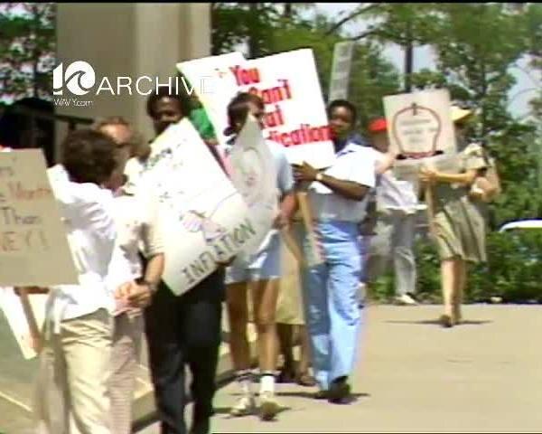 WAVY Archive: 1981 Norfolk Teachers Strike