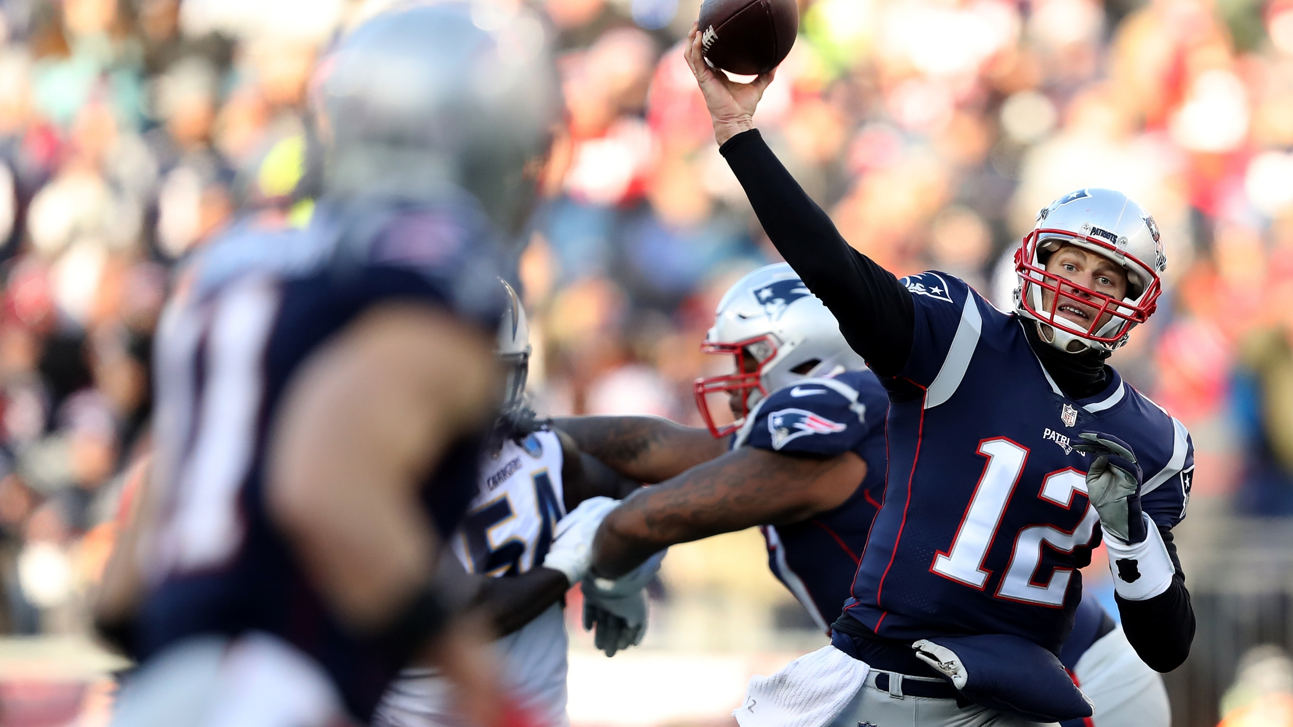 Tom Brady Los Angeles Chargers