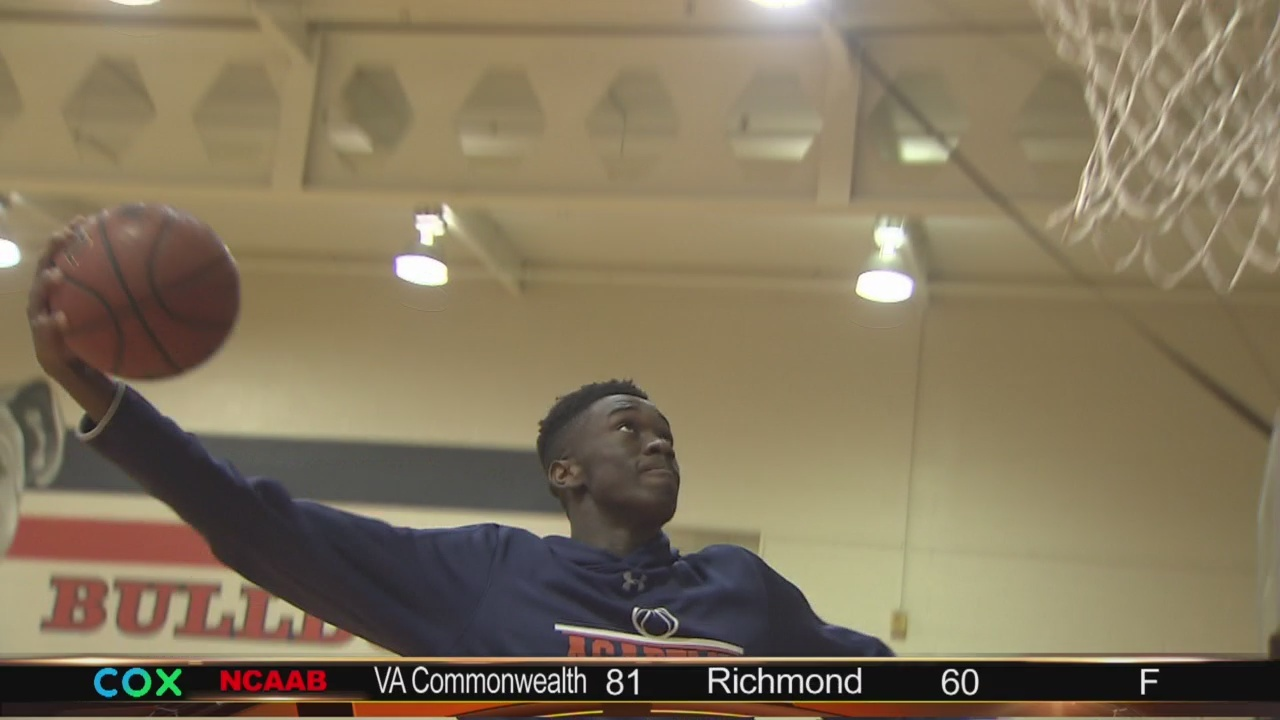 Mark Williams soaring as one of the most sought-after recruits in