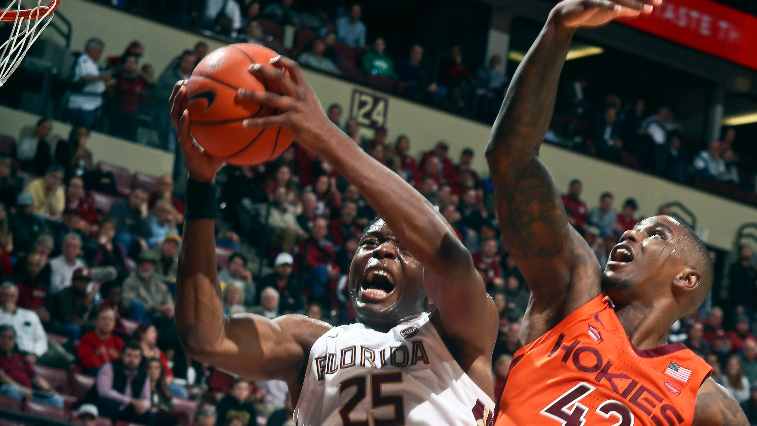 APTOPIX Virginia Tech Florida St Basketball_1551847096268