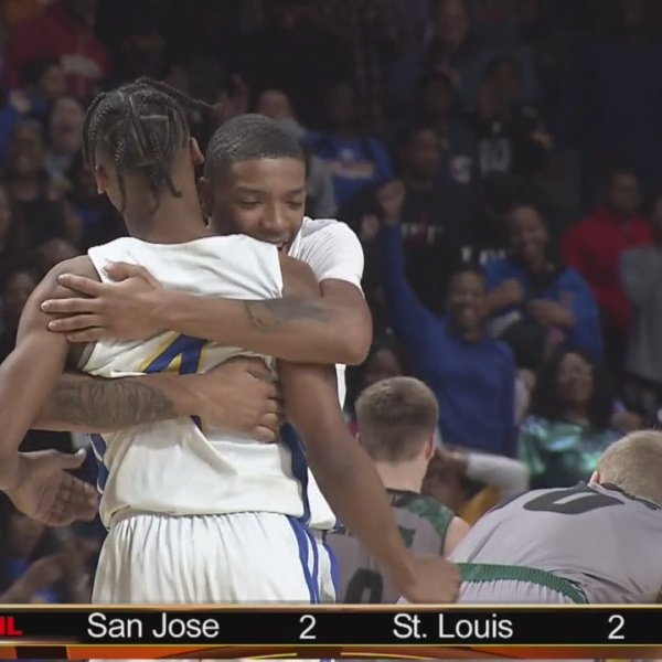 Surry County boys win first state title in 14 years, Lady Cougars fall short