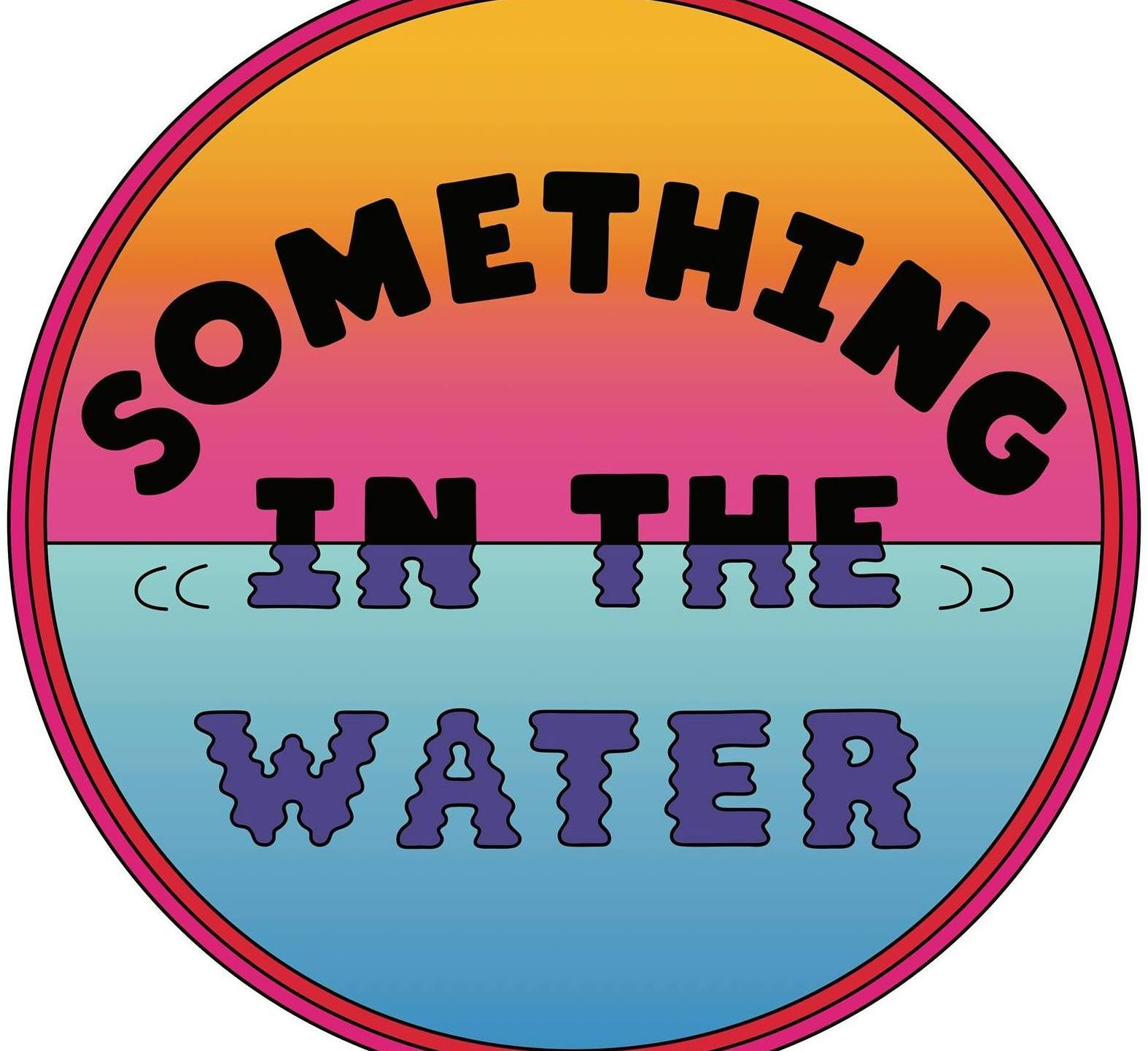 something in the water sitw generic logo