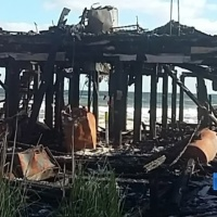 After the Fire: Couple sues after being told Outer Banks home can't be rebuilt