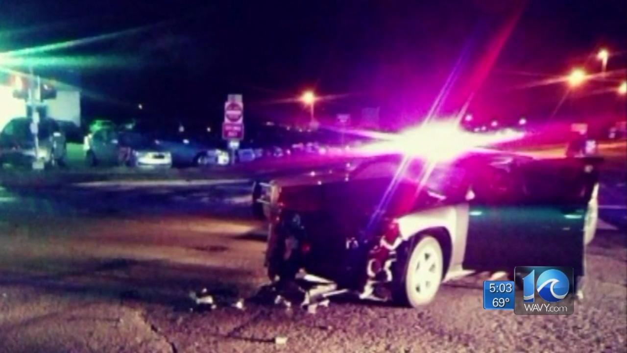 Portsmouth officer found not guilty of DUI in September crash
