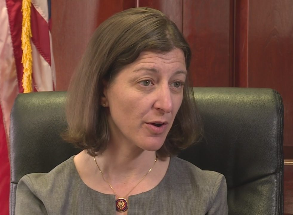 The first 100 days: Rep. Elaine Luria talks first months in Congress