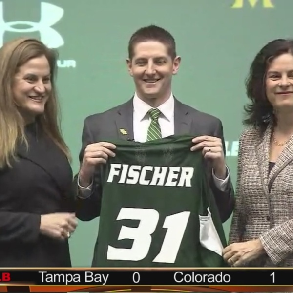 William & Mary introduces Dane Fischer as new head hoops coach