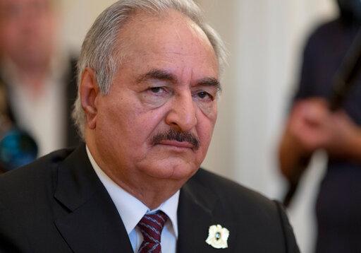 Khalifa Hifter