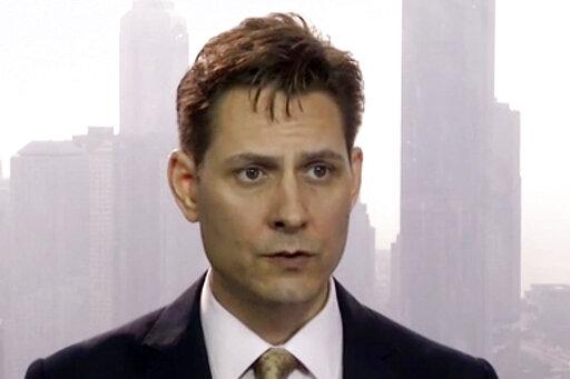 Michael Kovrig
